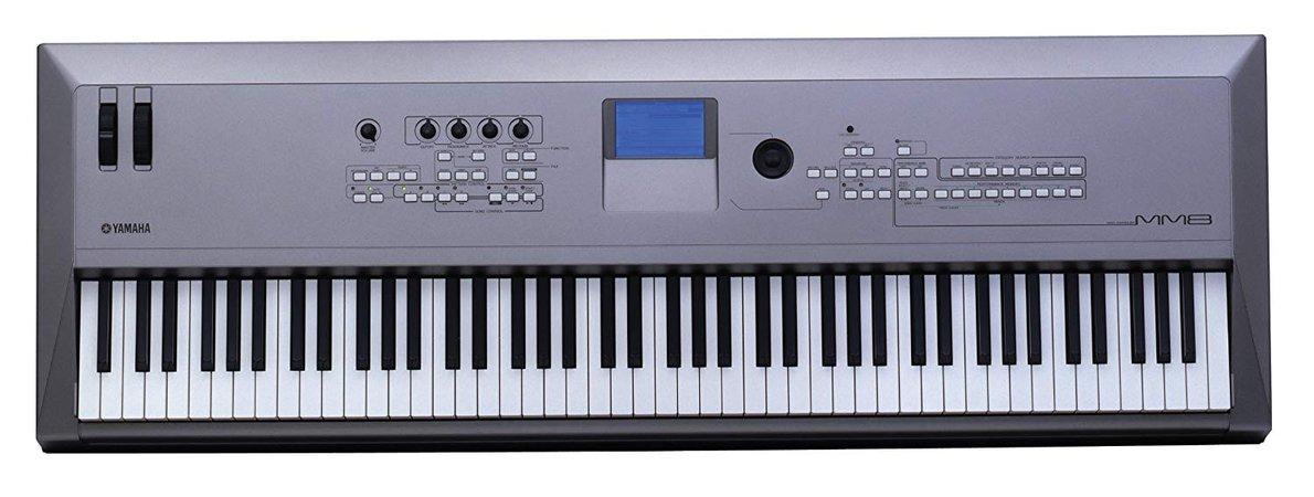 Yamaha MM8 Keyboard