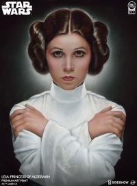 Star Wars Leia Princess of Alderaan Art Print by ACME Archiv | Sideshow Collectibles