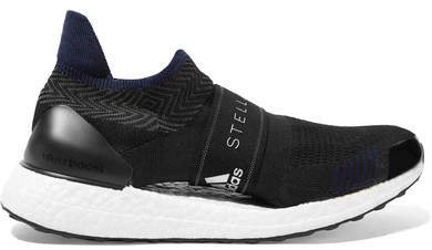 Ultraboost X 3d Primeknit Sneakers - Black