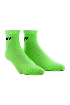 Off Wings Short Socks