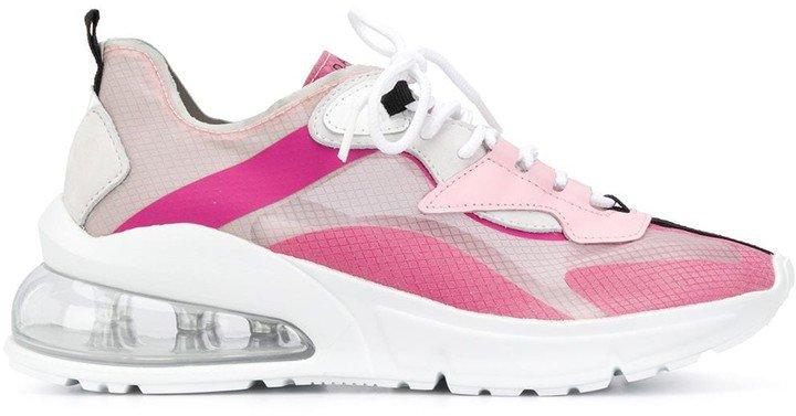 Aura Honey low-top sneakers