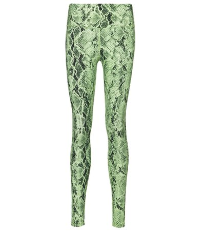 Alo Yoga - Leggings Vapor con estampado | Mytheresa