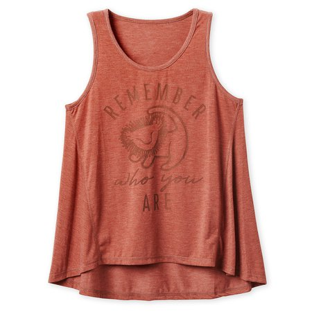 The Lion King Flared Tank Top for Women | shopDisney