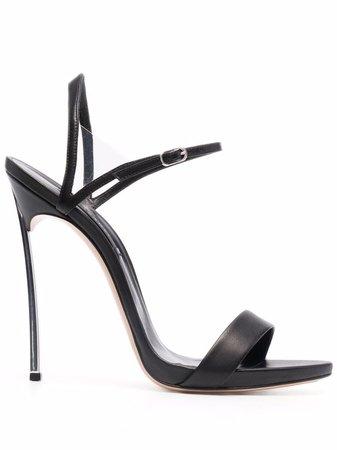 Casadei Blade V Celebrity stiletto sandals - FARFETCH