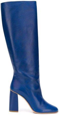 RED(V) slip-on boots