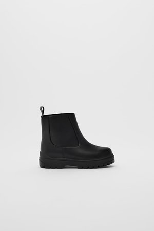 LEATHER BOOTS | ZARA Spain
