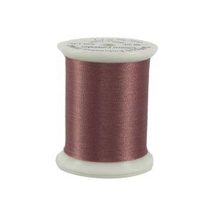 mauve spool of thread