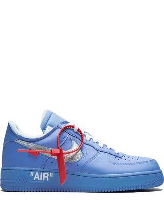 Nike X Off-White Air Force 1 Låga Sneakers - Farfetch