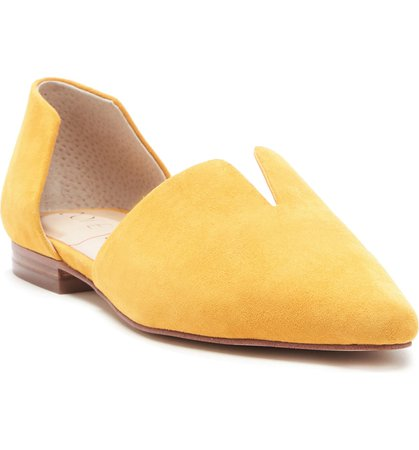 Sole Society Benna d'Orsay Loafer (Women) | Nordstrom