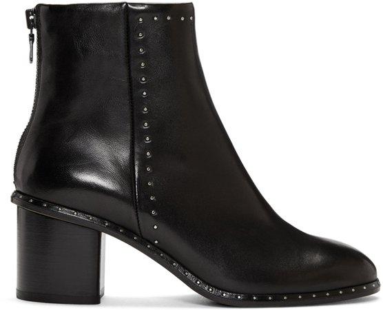 Black Willow Stud Boot