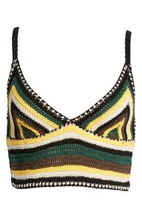 Crop Sweater Camisole | Nordstrom