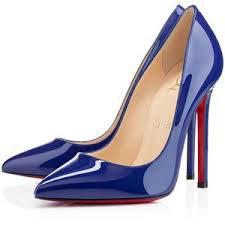 louboutin blue heels – Google-Suche