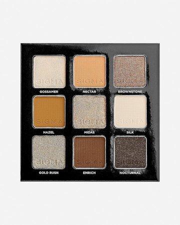 Sigma Beauty Ritzy Nude Eyeshadow Palette
