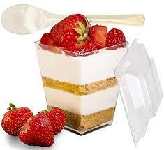 yogurt parfait cup