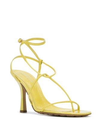 Bottega Veneta Barely There 90mm Sandals - Farfetch