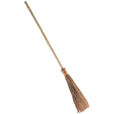 Straw 41 Inch Witch Broom - Walmart.com