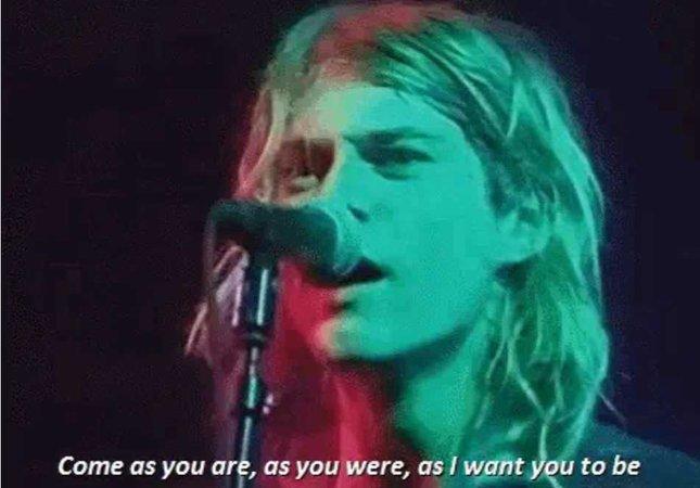 nirvana lyric