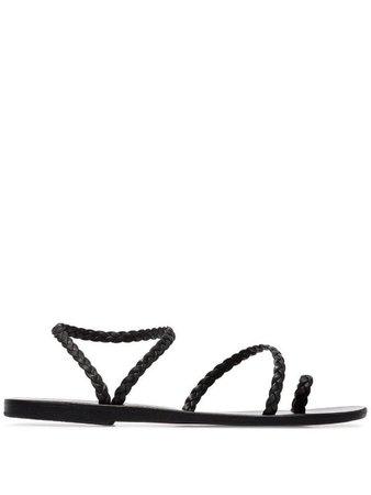 Ancient Greek Sandals Elefteria Braided Sandals - Farfetch
