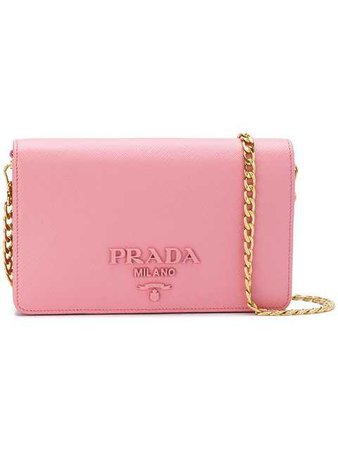 Prada Saffiano Wallet Bag - Farfetch
