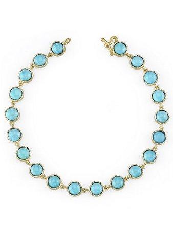 Irene Neuwirth turquoise bracelet