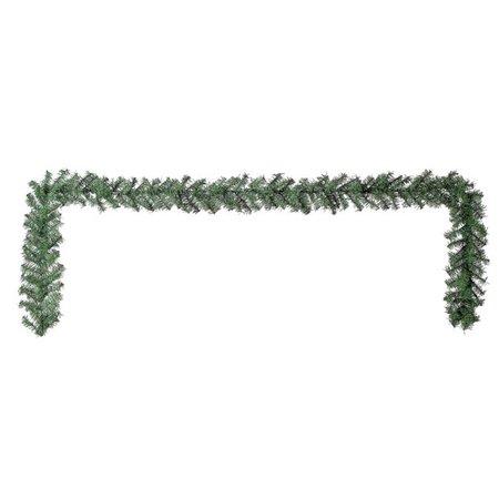 Holiday Time Non-Lit Branch Christmas Garland, 9' - Walmart.com - Walmart.com