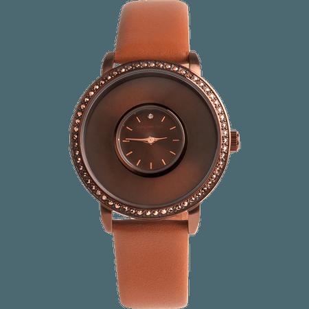 Origami Owl Custom Jewelry | Chocolate Watch