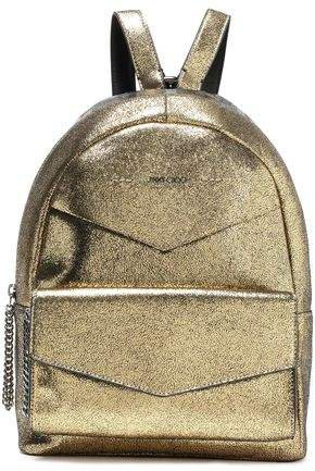 Cassie Appliqued Leather Backpack