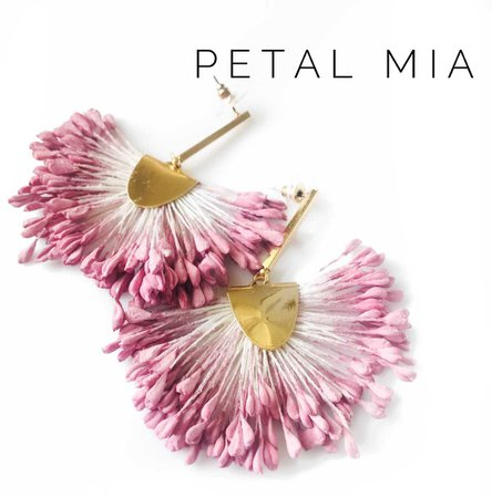 Petal Mia Earrings YCLOVER