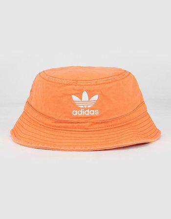 ADIDAS Originals Washed Orange Bucket Hat - CANTE - EW5883 | Tillys