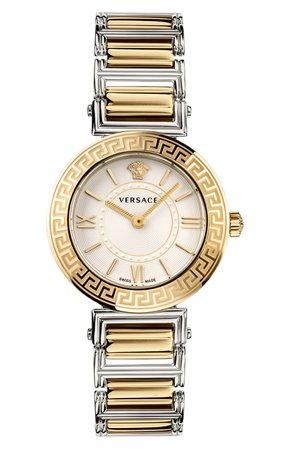 Versace Tribute Bracelet Watch, 35mm | Nordstrom