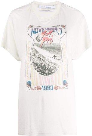 Surf Pro crew-neck T-shirt