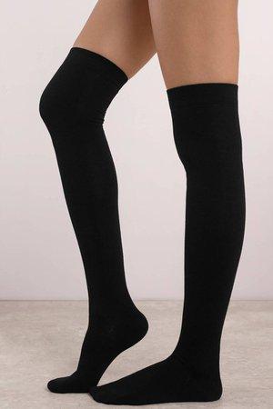 Thigh High Socks