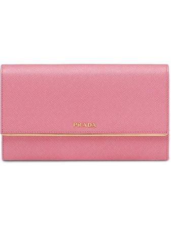 Prada Leather Wallet - Farfetch