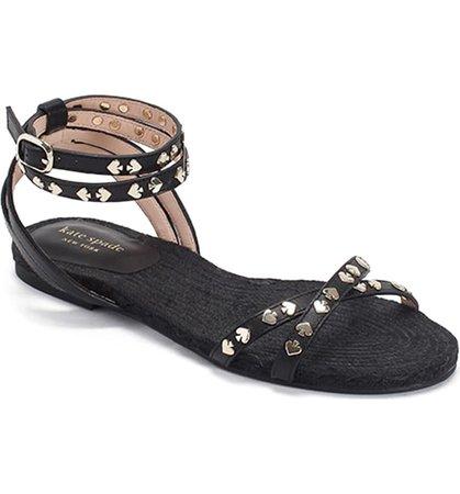 kate spade new york mai tai ankle strap sandal (Women) | Nordstrom