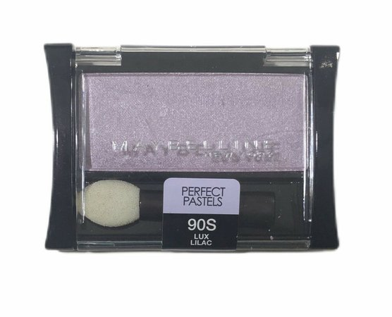 Maybelline Expert Wear Eyeshadow 90S Lux Lilac Discontinued/Sealed 41554505108 | eBay
