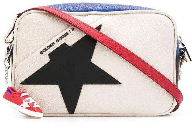 star cross body bag