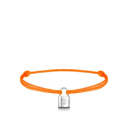 Bracelet Silver Lockit Color, argent sterling - Horlogerie & Joaillerie de luxe Femme | LOUIS VUITTON