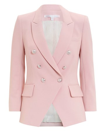 Pink Empire Blazer