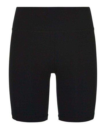 Contour Workout Shorts - Black   Women's Shorts & Skorts   Sweaty Betty