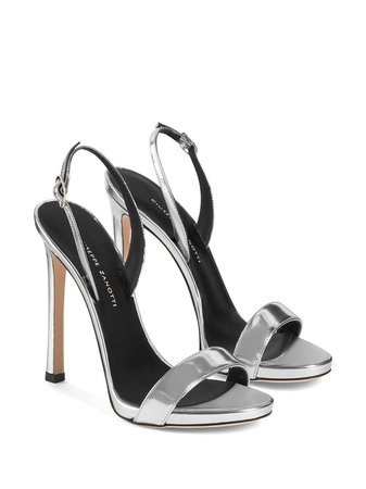 Giuseppe Zanotti high-heeled Strappy Sandals - Farfetch