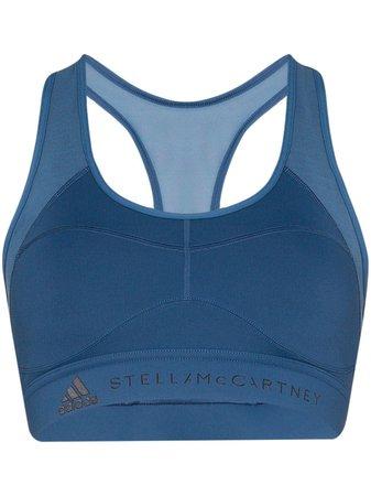 Adidas By Stella Mccartney Ess Sports Bra Ss20 | Farfetch.com