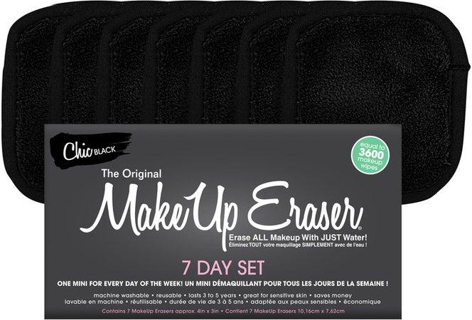 Black 7-Day Mini Set