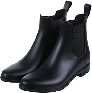 Evshine Women's Short Ankle  Boots