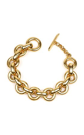 Gold-Plated Bracelet by Ben-Amun | Moda Operandi