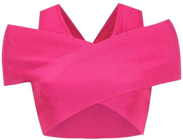Nk cropped top