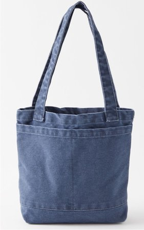 denim tote bag urban outfitters