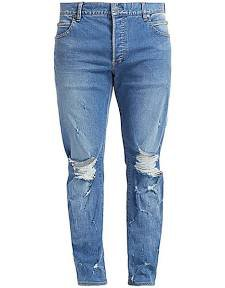 light blue balmain jeans - Google Shopping
