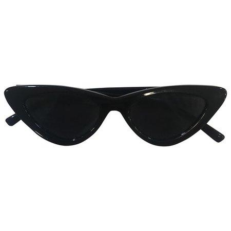 Sunglasses Le Specs Black in Plastic - 7862023