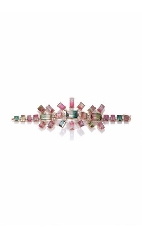 One of a Kind Gemmy Gem Bracelet by Irene Neuwirth | Moda Operandi