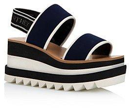 Women's Platform Slingback Sandals